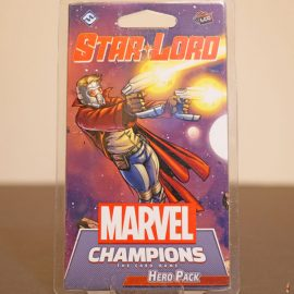 marvel champions star lord front