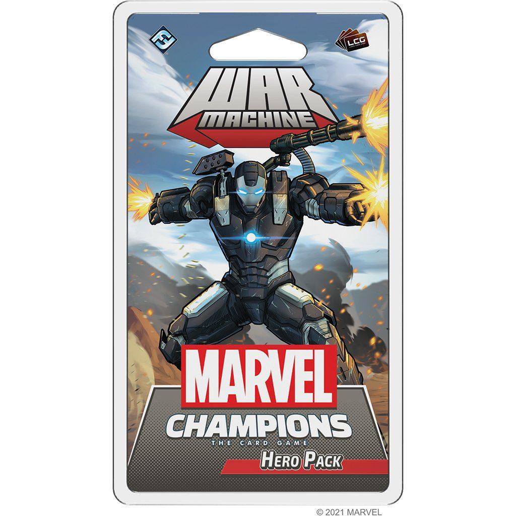 marvel champions war machine temp