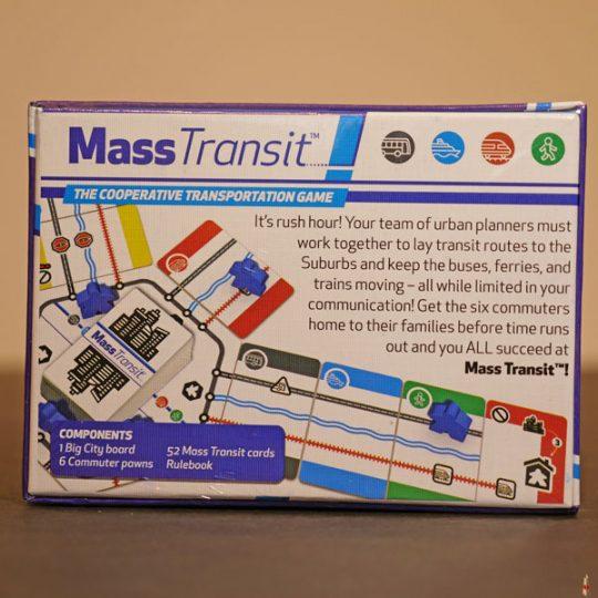 mass transit back