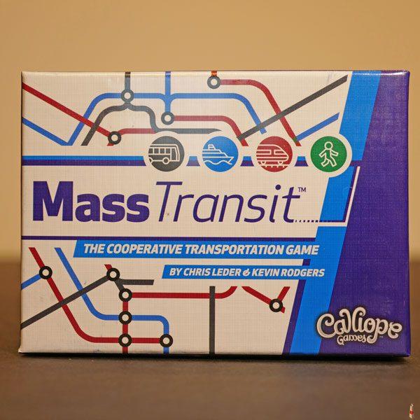 mass transit front