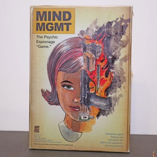 mind mgmt front