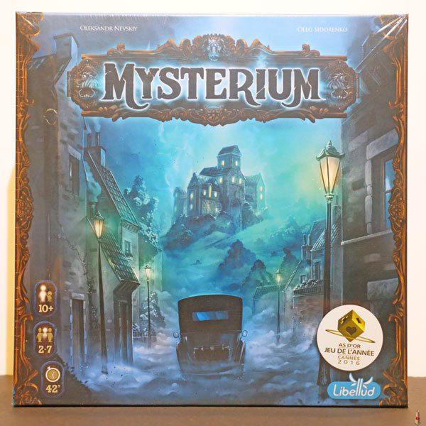 mysterium front