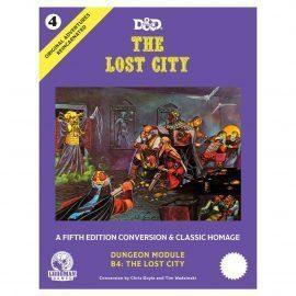 oar 4 the lost city temp