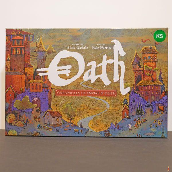 oath chronicles ks front