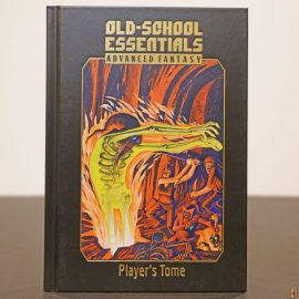 ose advanced player tome front