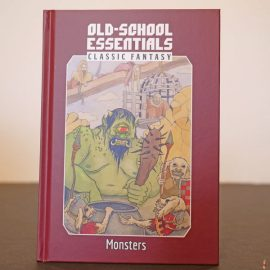 ose classic monsters front