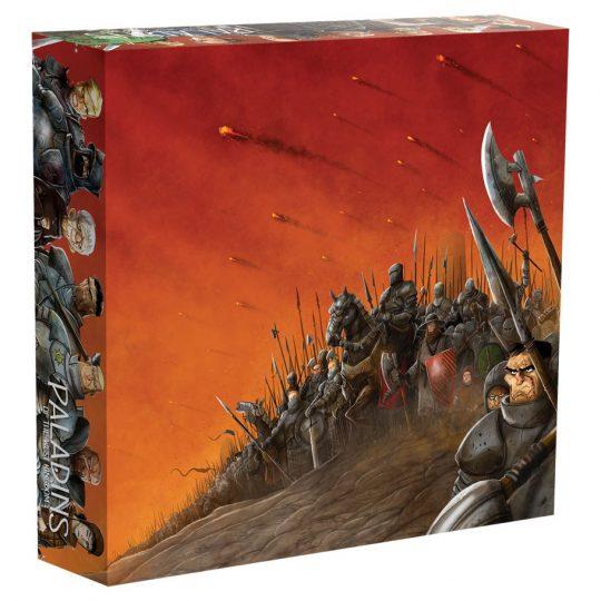 paladins west kingdom collector box temp