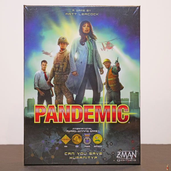 pandemic front