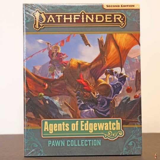 pathfinder 2e agents of edgewatch pawn front