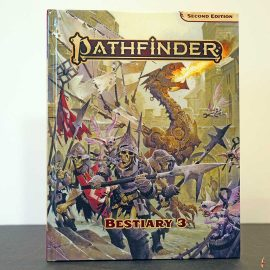 pathfinder 2e bestiary 3 front