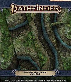 pathfinder 2e flip mat jungle temp