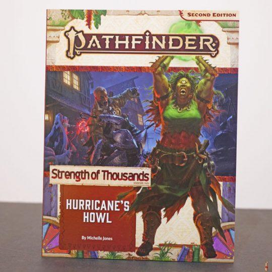 pathfinder 2e hurricane howl front