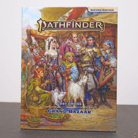 pathfinder 2e lost omens grand bazaar front