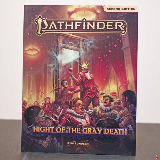 pathfinder 2e night of gray death front