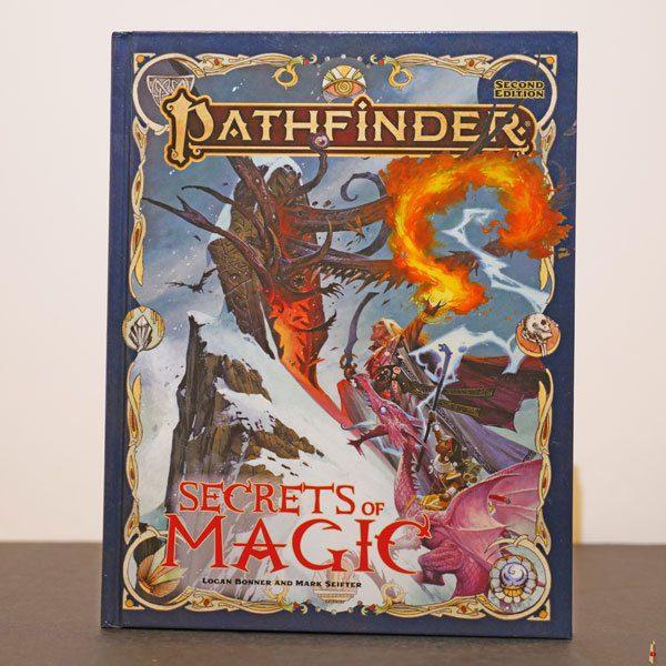 pathfinder 2e secrets of magic front