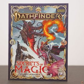 pathfinder 2e secrets of magic pe front