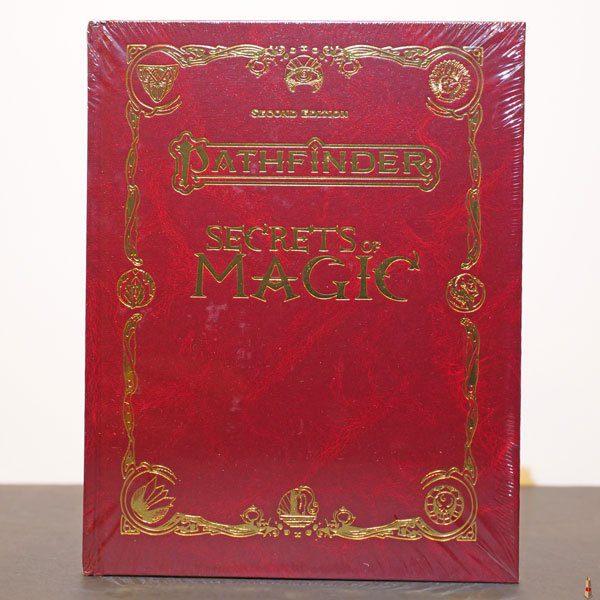 pathfinder 2e secrets of magic se front