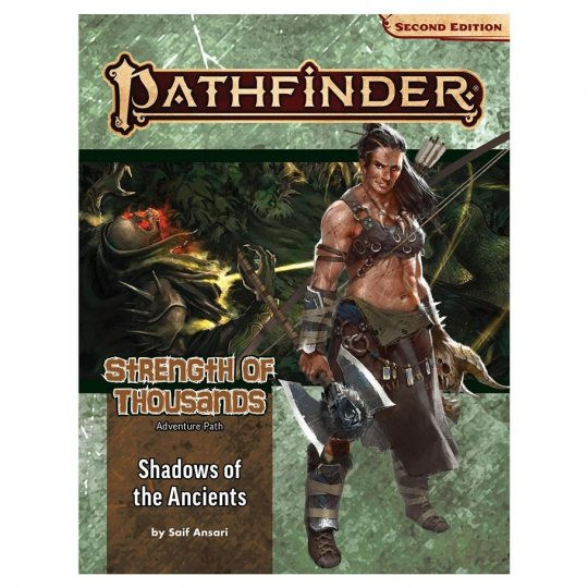 pathfinder 2e strength of thousands shadows of ancients temp