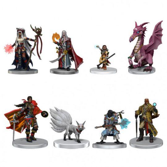 pathfinder battles advanced iconic heroes temp