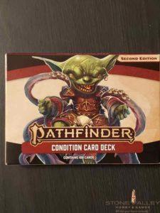 Pathfinder Condition Card Deck (2nd edition)