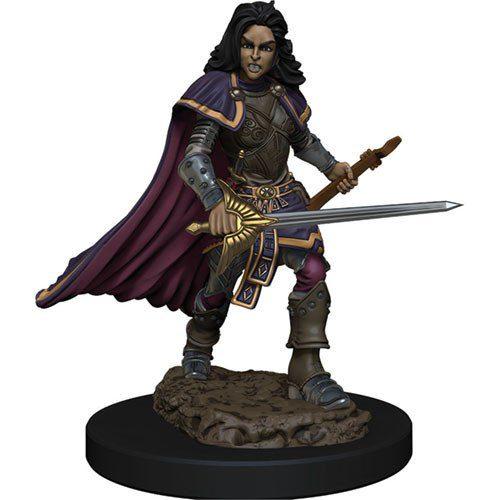 pathfinder female human bard