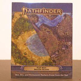 pathfinder flip mat bigger island front