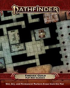 pathfinder flip mat classic thieves guild temp
