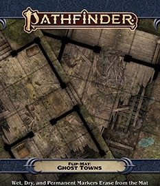pathfinder flip mat ghost towns temp