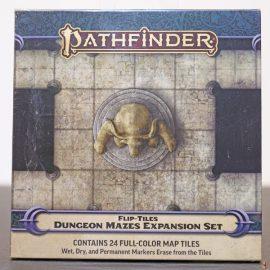 pathfinder flip tile dungeon mazes expansion front