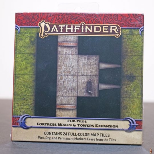pathfinder fortress walls towers expansion front