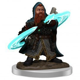 pathfinder male dwarf sorcerer