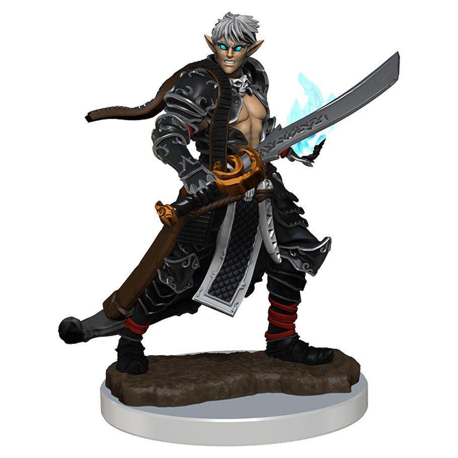 pathfinder male elf magus