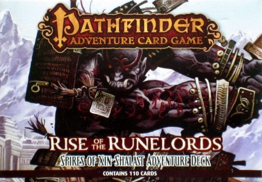 pathfinder rise runelords spires of xin shalast