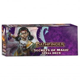 pathfinder secrets of magic spell cards temp