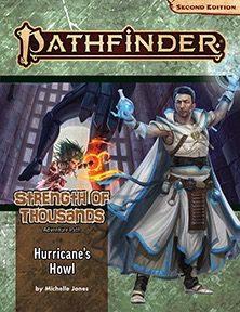 pathfinder strength thousands hurricane howl temp