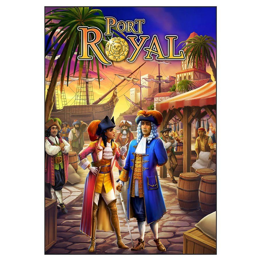 port royal big box temp