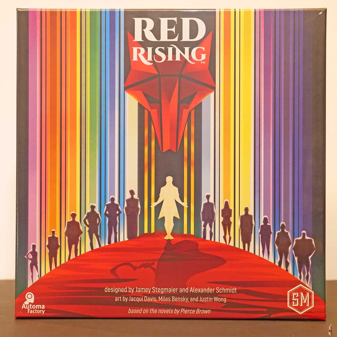 red rising front