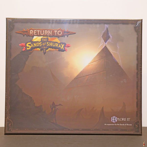 return to sands of shurax front