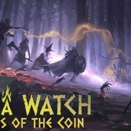 set a watch swords coin outriders