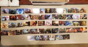 Art Card: Complete Set