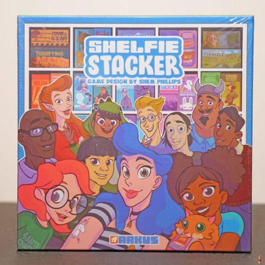 shelfie stacker front