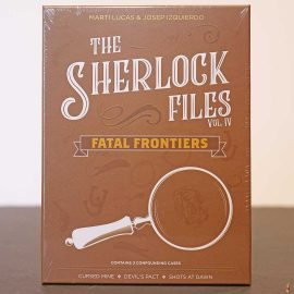 sherlock files vol iv fatal frontiers front