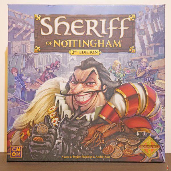 sherring of nottingham 2nd ed front