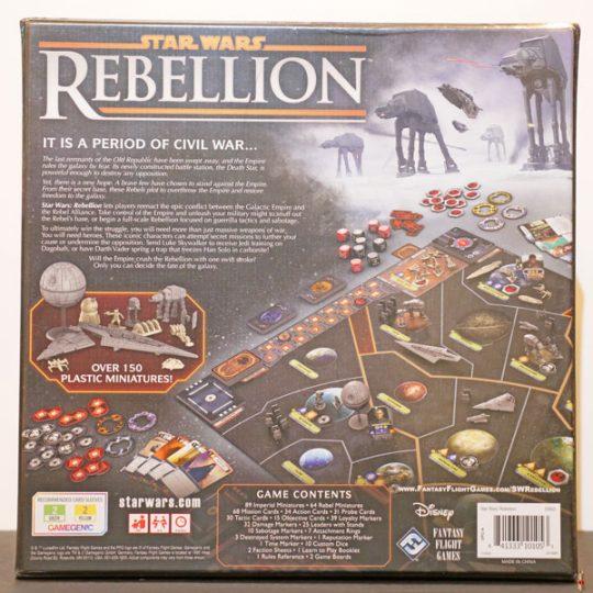 star wars rebellion back