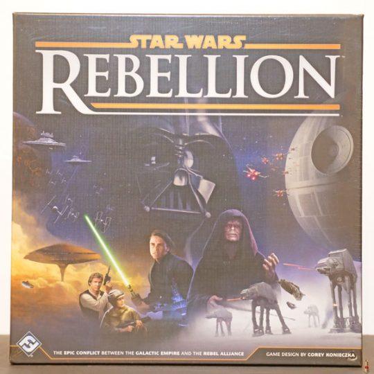 star wars rebellion front