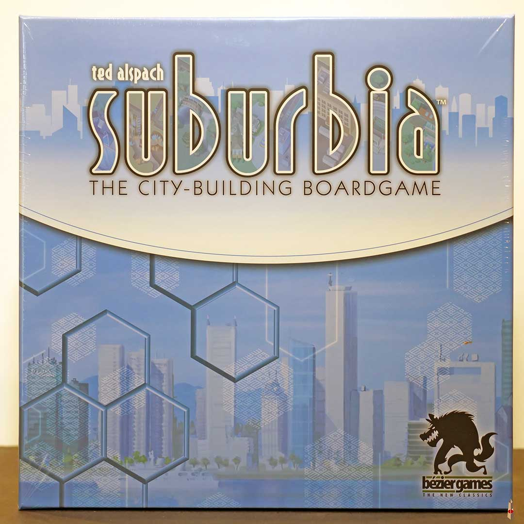 suburbia second edition front