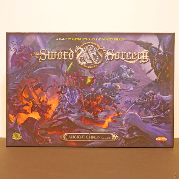 sword sorcery ancient chronicles front