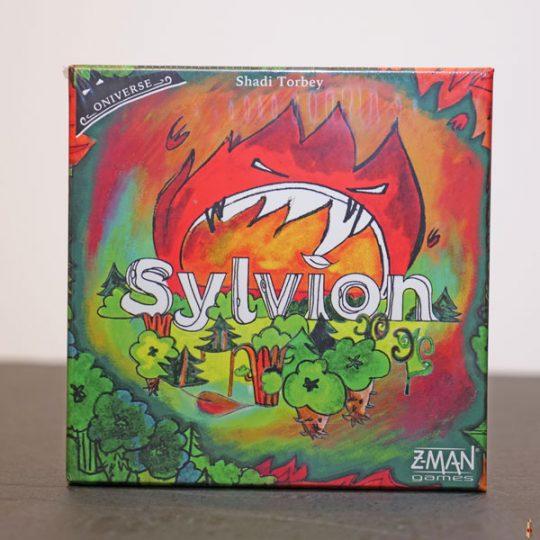 sylvion front