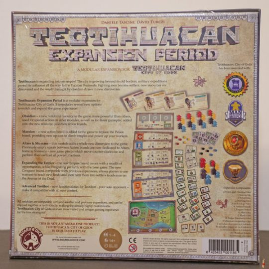 teotihuacan expansion period back