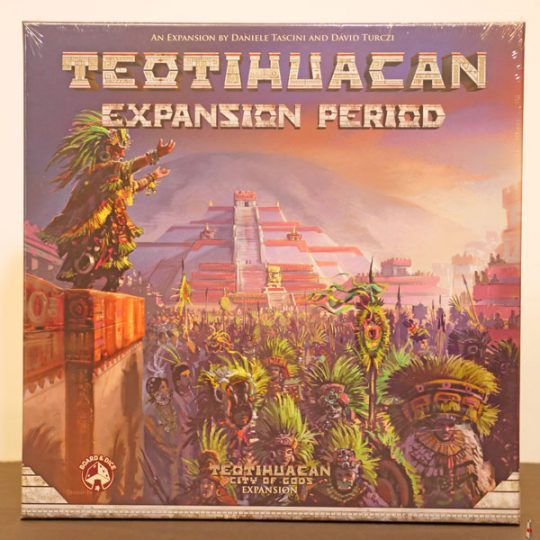 teotihuacan expansion period front